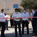 زمین چمن مجموعه ورزشی روباز شهید پیمان افتتاح شد.